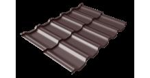 Металлочерепица для крыши Grand Line с покрытием Velur20 в Белгороде Kvinta Uno