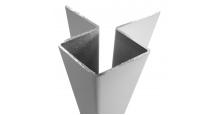 Доборные элементы для фиброцементного сайдинга CEDRAL в Белгороде Внешний симметричный угловой профиль